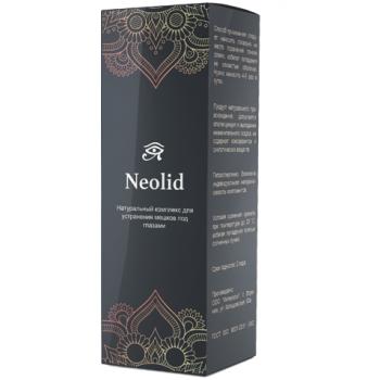 Неолид - крем от мешков под глазами
