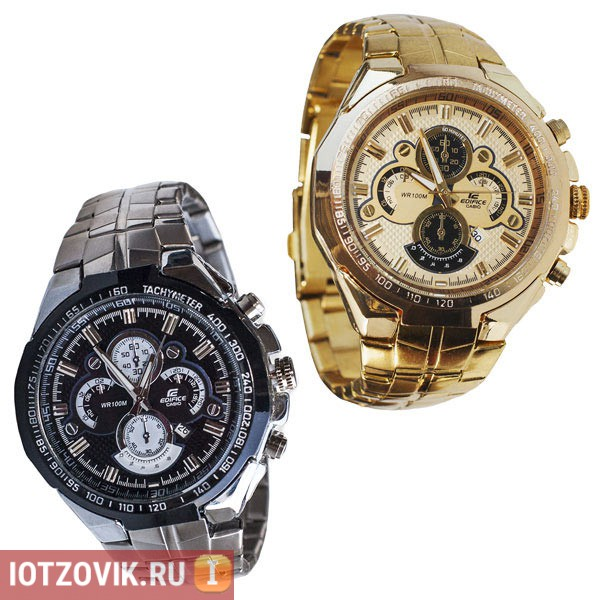 Часы Casio Edifice