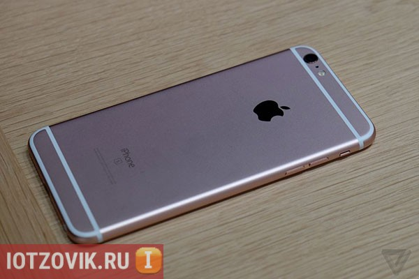 Iphone 6S реплика реальные фото