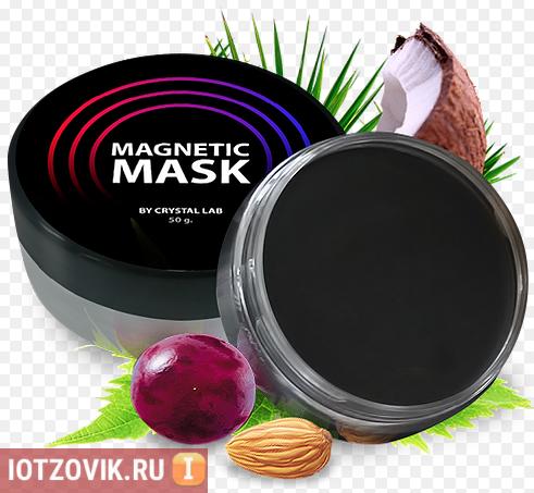 Magnetic Mask - от прыщей и черных точек