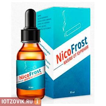 NicoFrost - Капли от курения