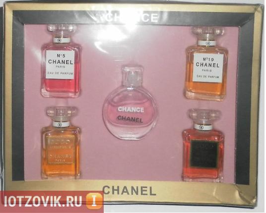 5 ароматов Chanel