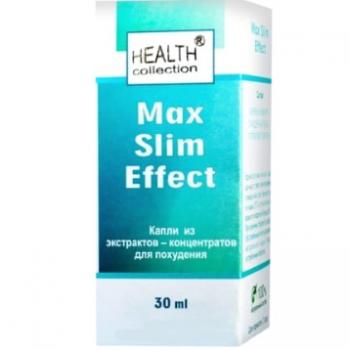 капли Max Slim Effect
