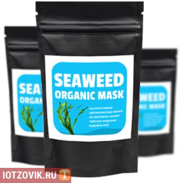 уход за лицом Seaweed Organic Mask