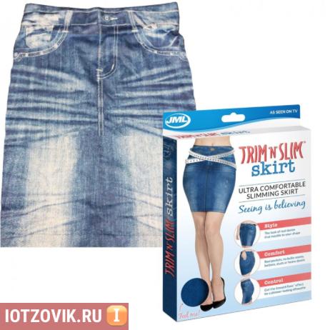 Утягивающая юбка Trim N Slim