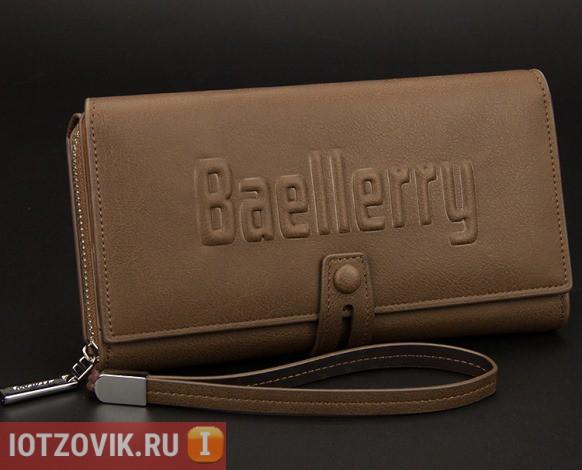 Baellerry Guero портмоне коричневый