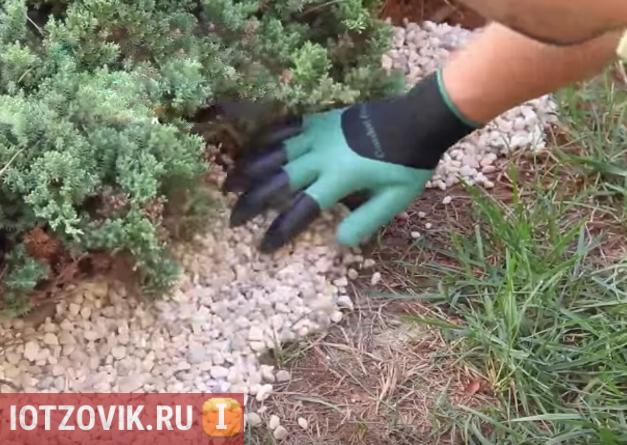 Для работы в саду Garden Genie Gloves