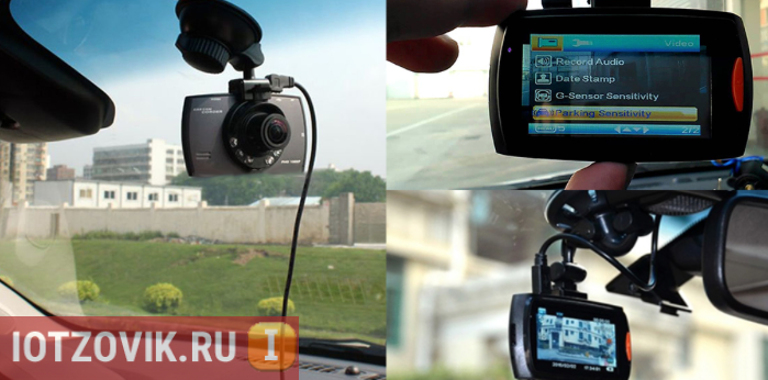 видеорегистратор для автомобилей TOPBOX G30