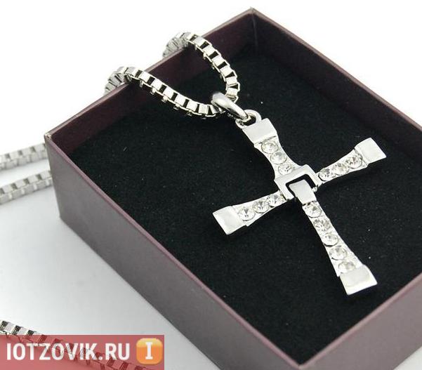 крест из форсажа