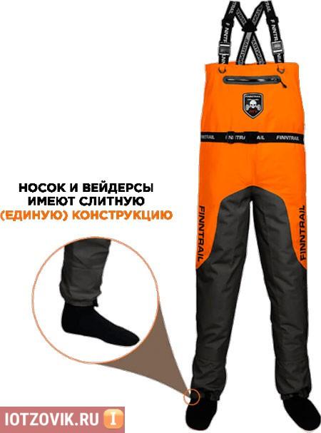 финский забродный костюм отзывы