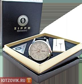 Zippo зажигалка и часы