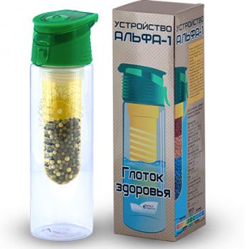 бутылка-фильтр Альфа-1