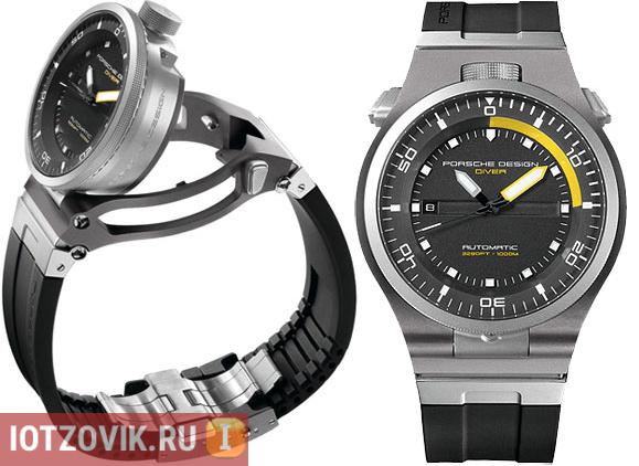 90a40544 Часы Porsche Design Diver Отзывы — Идеи изображения автомобиля