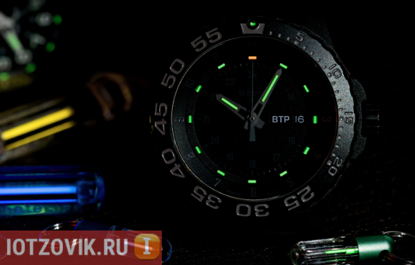 часы Quamer Watch
