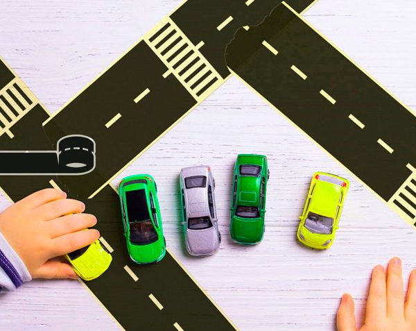 детская автодорога Stick Drive