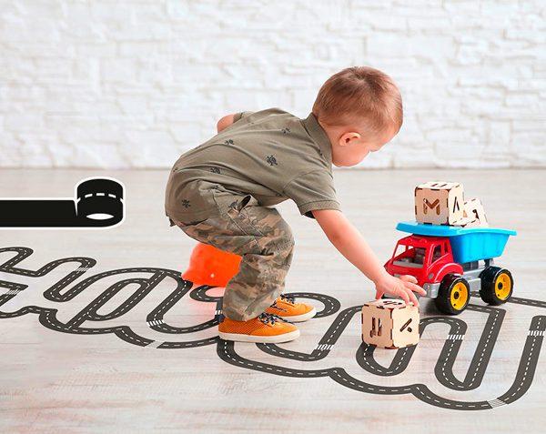 автомобильная детская дорога
