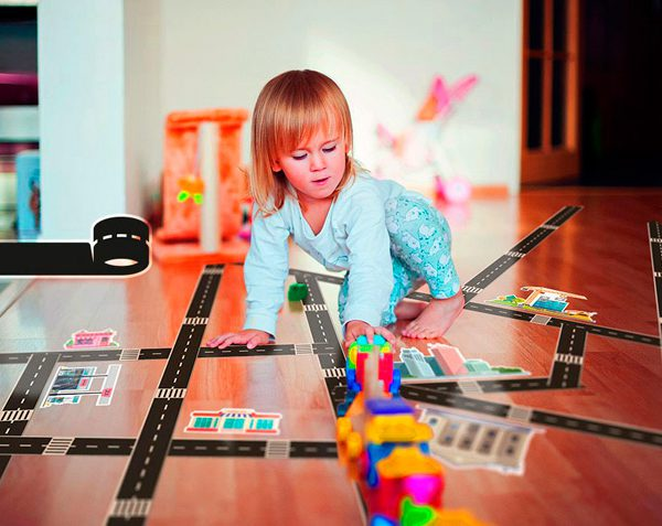 игровая дорога для детей