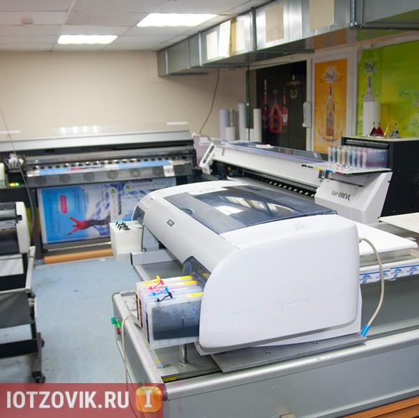 Процесс производства фотоштор