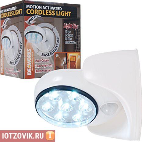 Cordless Light