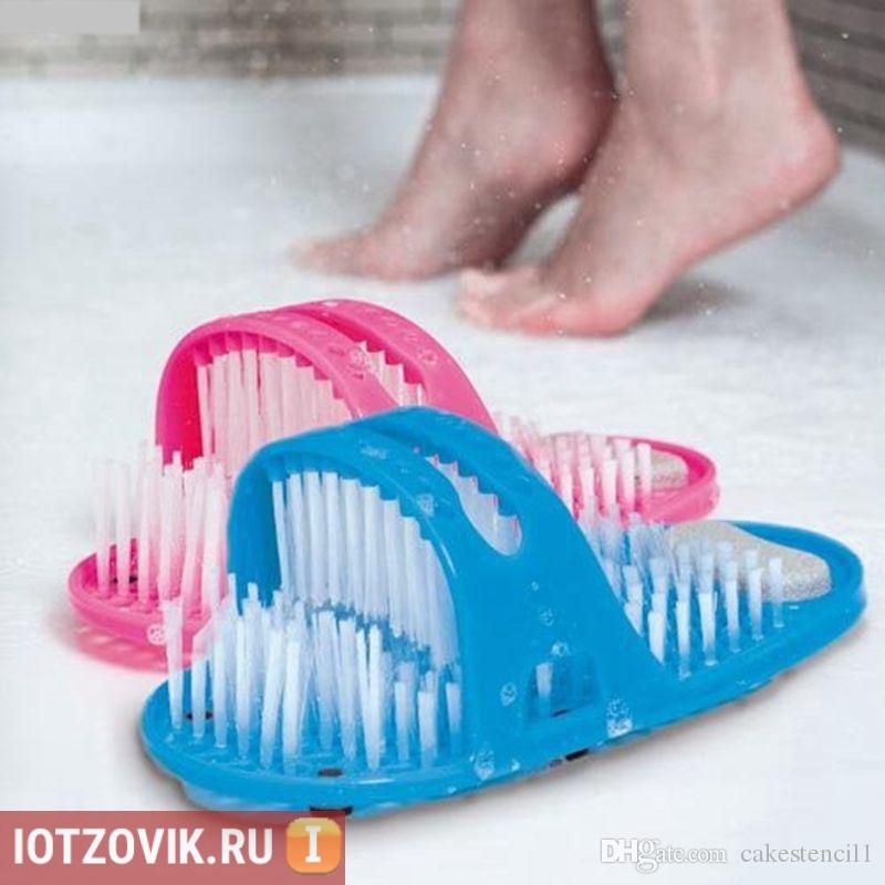 easy-feet тапочки массажные