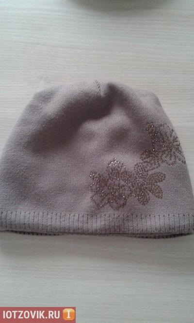 шапка со стразами али