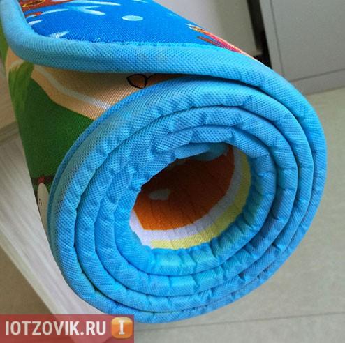 коврик детский обзор и отзыв