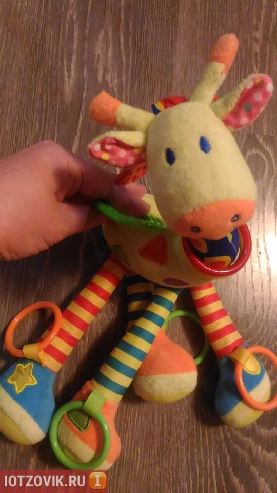 игрушка для младенцев с алиэкспресс