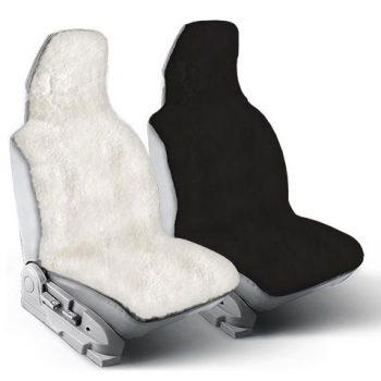 меховая накидка на автомобильные сидения