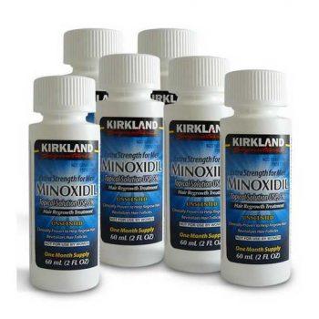 kirkland minoxidil