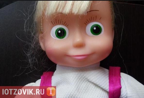 Маша кукла обзор