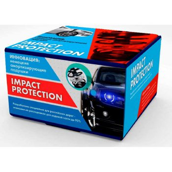 автобаферы Impact Protection