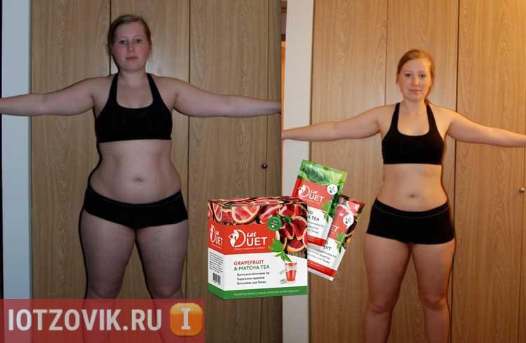 Let Duet до и после фото