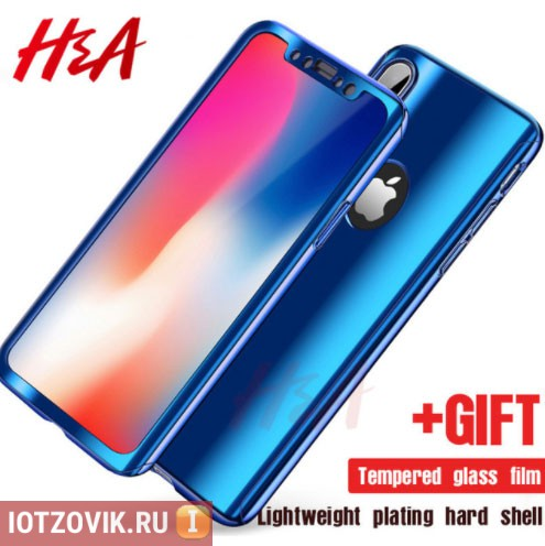 чехол H&A для Iphone X