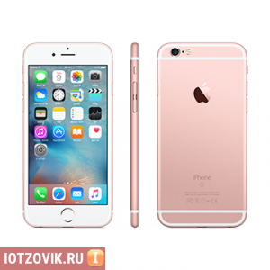 Реплика Iphone 6S розовое золото