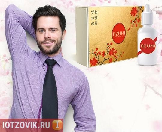 отзыв AZUMI средство для восстановления волос