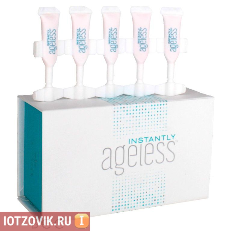 Крем Instantly Ageless отзывы