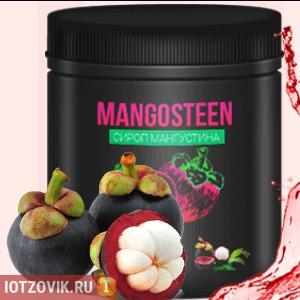 Mangosteen - сироп для похудения