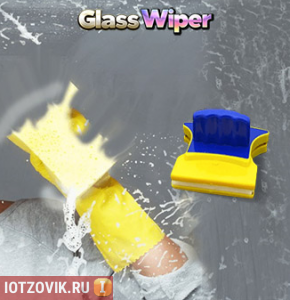 щетка для окон Glass Wiper