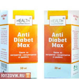 Анти диабет Макс отзывы