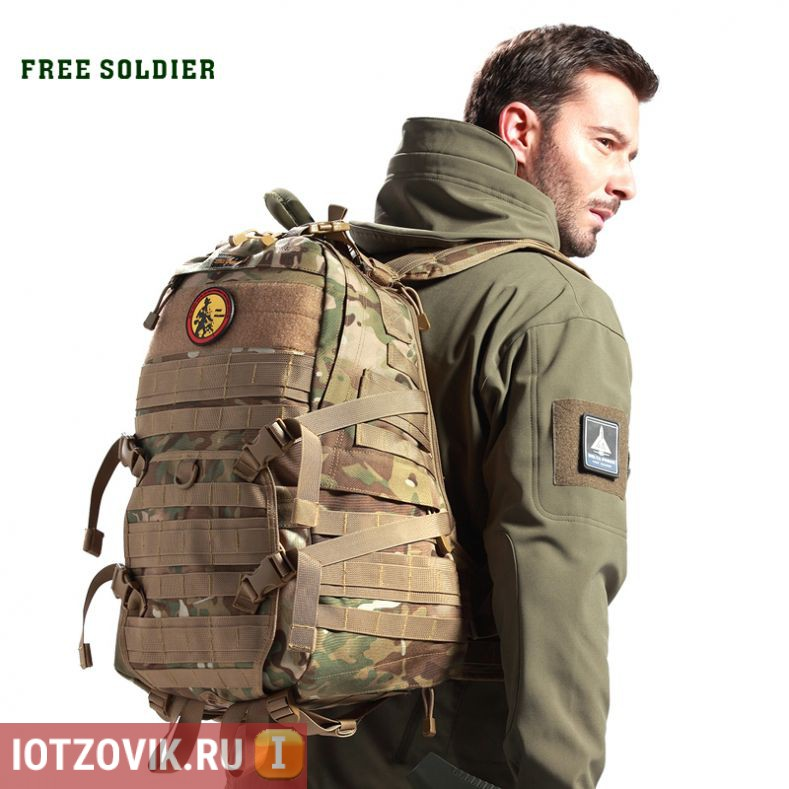FREE SOLDIER как выглядит фото