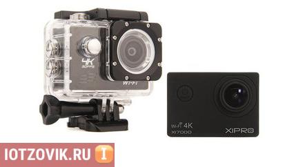 экшн камера XiPro Xi7000