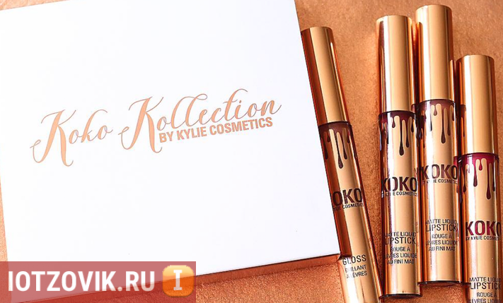 Kylie Cosmetics Koko Kollection