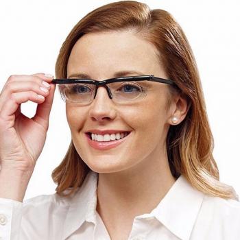 регулируемые очки