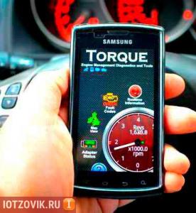 сканнер для автомобиля к телефону