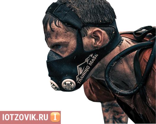 маска для тренировок TRAINING MASK