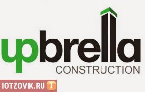 зонт Up-brella логотип