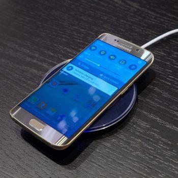 Беспроводное зарядное устройство W-charger Samsung