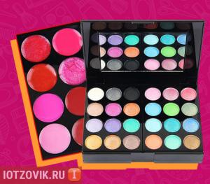 Beauty Box - профессиональный набор косметики