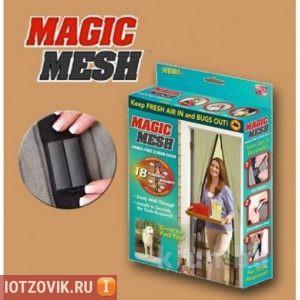 сетка от комаров Magic Mesh