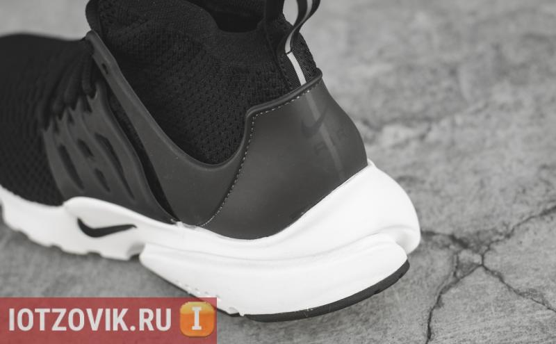 Как сидят Nike Air Presto на ноге